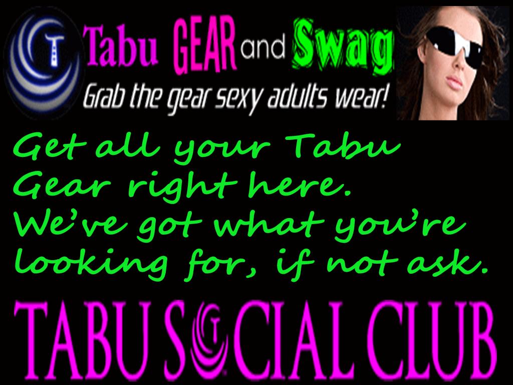 Tabu Gear n Swag