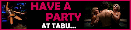 Have a party at Tabu